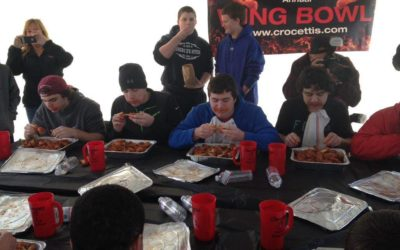 Crocetti's Annual Wing Bowl